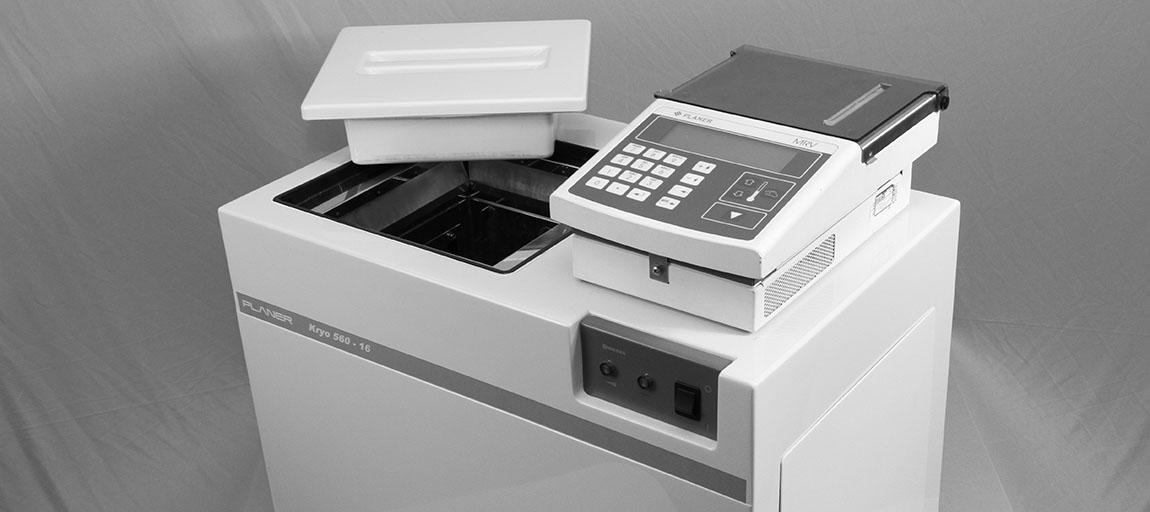 Controlled Rate Freezer Programmable Freezer Kryo 560