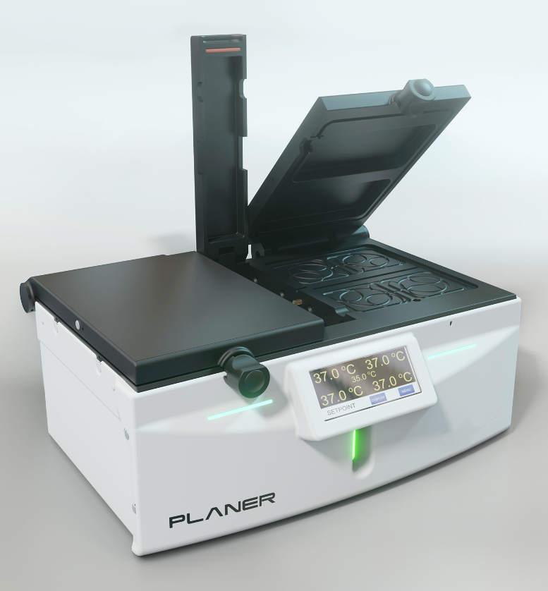 BT37 MkII benchtop incubator launched by Planer
