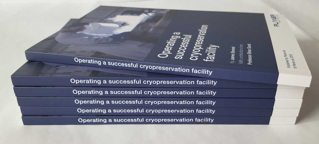 Operating a successful cryopreservation facility