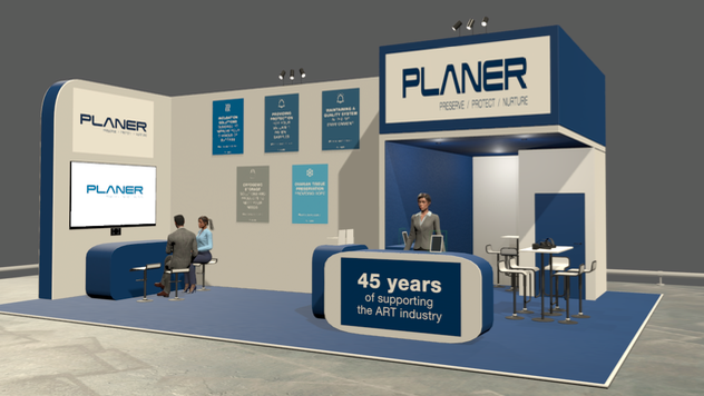 ESHRE2020 - Planer's virtual booth