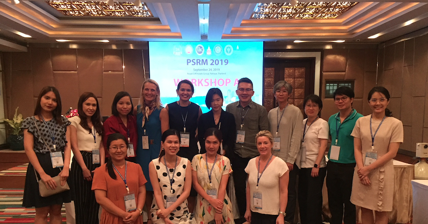 Successful cryopreservation and transplantation of ovarian tissue workshop at PSRM