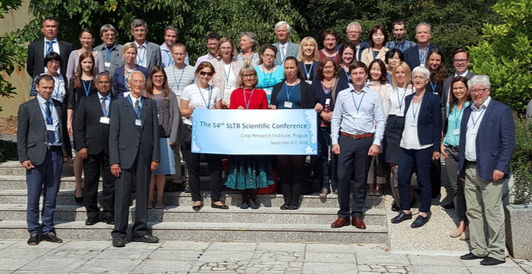 Society for Low Temperature Biology Meeting - Prague, 2018